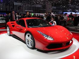 Ferrari officialise la d coiffante 488 spider - Danse de salon geneve ...
