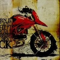 Ducati: L'art de caser la croûte