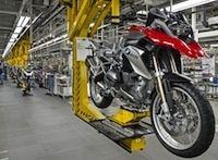 BMW: la 500 000ème GS est sortie d'usine