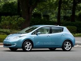 50 Nissan LEAF en auto-partage dès 2011 au Canada