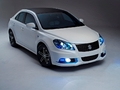 Salon de New York - Suzuki Kizashi EcoCharge concept