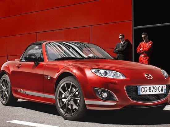 Mazda MX-5 : une série Racing limitée à 25 exemplaires