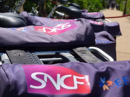 Un service de vélos électriques en libre-service pour les agents de la SNCF à Paris