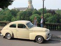 Volvo y fêtera ses 90 ans - Vidéo en direct de Rétromobile 2017