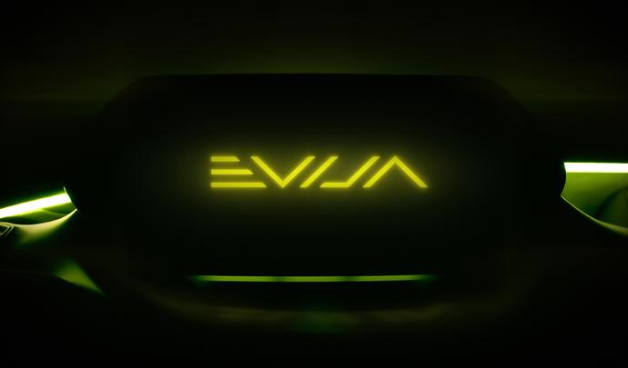 Lotus : la première électrique se nomme Evija