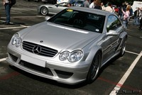 Photo du jour : Mercedes CLK DTM