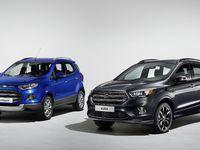 Ford prépare un SUV électrique