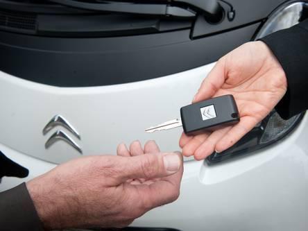 La Citroën C-ZERO à partir de 90 euros/mois ou 3 euros/jour
