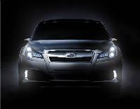 Salon de Détroit: Subaru Legacy Concept