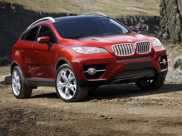BMW X4 : comme ça ?