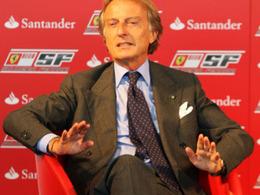 F1 - Luca di Montezemolo fait toujours du pied à Valentino Rossi