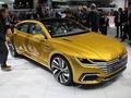 Un designer imagine la future Volkswagen Passat CC