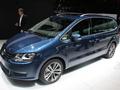 Volkswagen Sharan restylé : en avant-première, les photos de l'essai