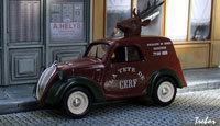 Miniature : 1/43ème - SIMCA Cinq fourgonnette