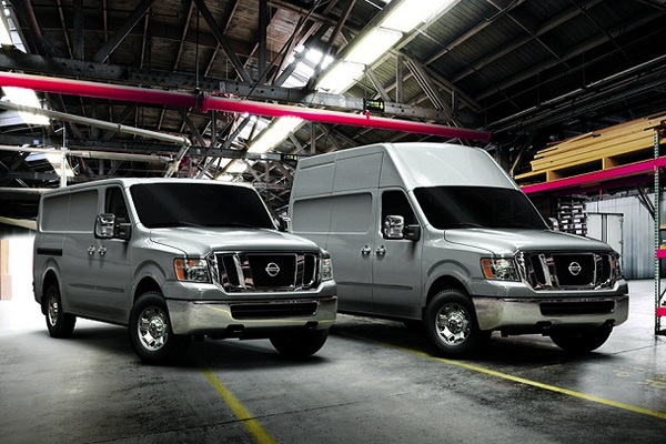 "Nouveau Nissan NV: ""American way of look"""