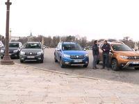 Essai longue durée: 25000km en Dacia - Jours 5 et 6: Bucarest - Paris (5/7)