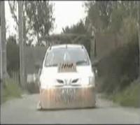 Vidéo/Saucisse du vendredi : Taxi Rural