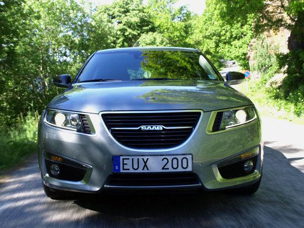 Essai vidéo - Saab 9-5 : miraculée