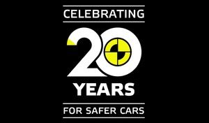 Euro NCAP fête 20 ans de crash-tests
