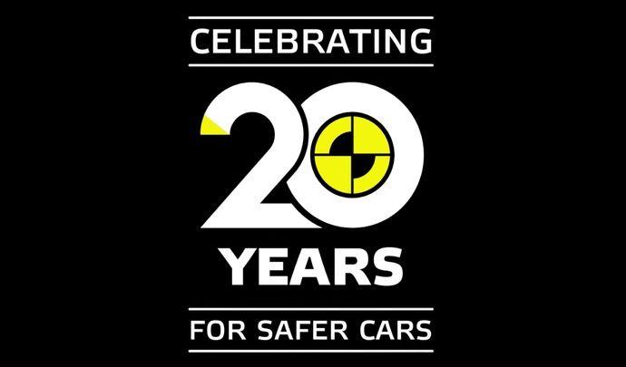 Euro NCAP fête 20 ans de crash-tests