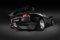 Lamborghini Murciélago Streetversion & Gallardo Strada: grand méchant look