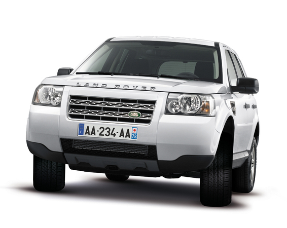 Land Rover Freelander 2 TD4_e baptisée Eastnor : hommage limité
