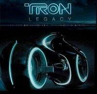 Cinéma : la moto de Tron à vendre !