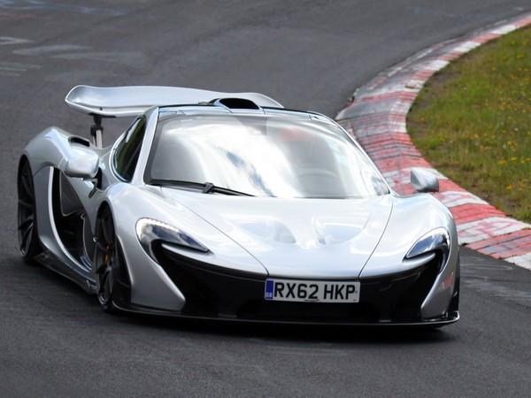 Nürburgring laptimes : McLaren abandonne la partie