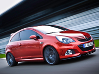 """Nouvelle Opel Corsa OPC """"Nürburgring Edition"""""""