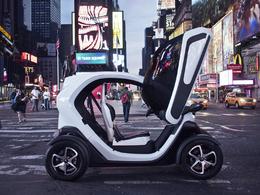 (Vidéo) Renault Twizy: idéale pour le drift?