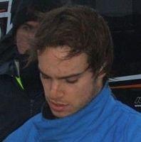 Nicolas Aubin prêt pour les sables de Valkenswaard, le 6 avril