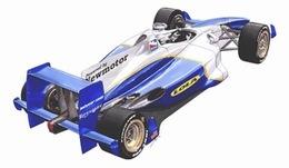 Echos des paddocks #26: Spécial monoplaces (Indy, British F3, A1GP, Palmer Audi)