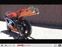 Installez un Vuvuzela sur votre Ducati 1198S [vidéo]