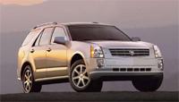 Cadillac SRX diesel et SUV compact