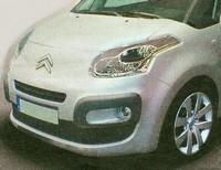 Future Citroën C3 StreetLounge : elle roule enfin !