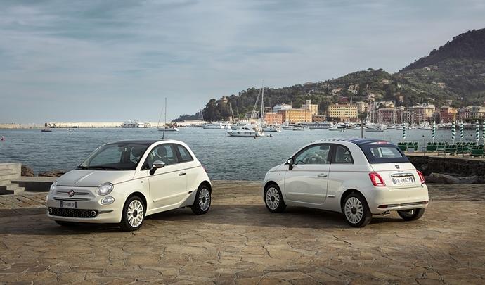 Fiat 500 Dolcevita Serie Speciale Pour Les 62 Ans De La 500