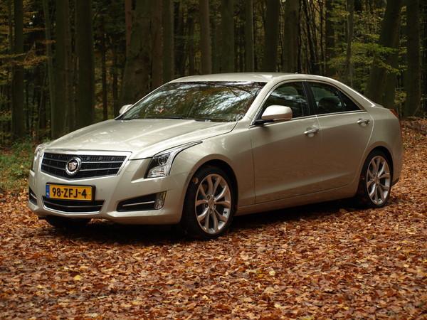 Cadillac ATS-V : plus de 500 ch et la BMW M3 en ligne de mire ?