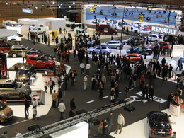 Les dates du salon automobile de Lyon 2011