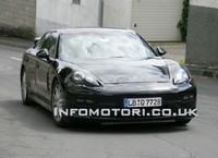 Future Porsche Panamera : encore et toujours elle...