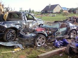 Dodge Viper & Ram SRT10, tués par la tornade