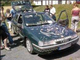 Saucisse du vendredi : Citroën Xantia pot-pourri