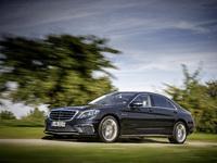 Voici la nouvelle Mercedes S65 AMG avec un V12 de 630 ch