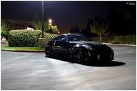 Nissan 350 Z black + carbone.. la meilleure recette?