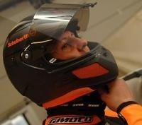 Schumi devient testeur chef pour les casques moto Schuberth