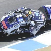 Moto GP - Laguna Seca Qualifications: Jorge Lorenzo fait sauter les bouchons