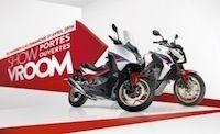 Honda: journées portes ouvertes du 4 au 27 avril 2014