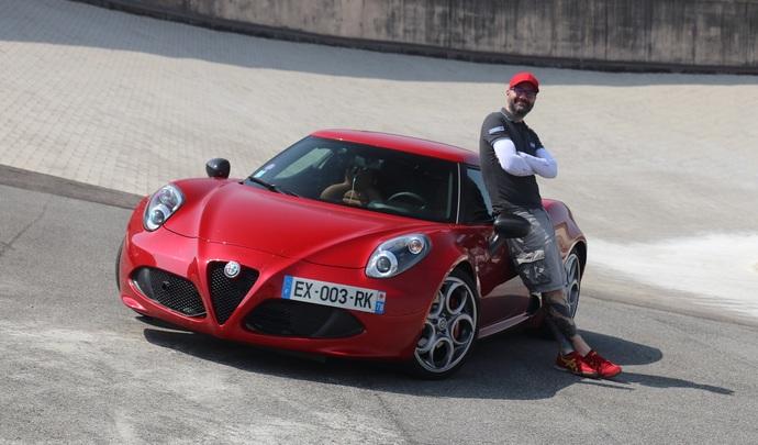 """Essai longue durée : 3 000 km en Alfa Romeo 4C : """"cœur sportif"""" par excellence"""