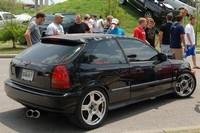 La Civette : un corps de Civic et un coeur de Corvette
