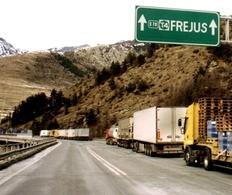 Le tunnel du Fréjus fermé jusqu'à demain