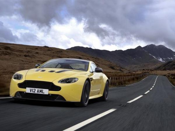 Une Aston Martin GT3 de route envisagée